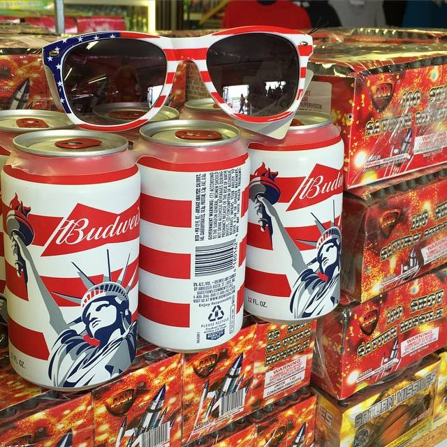 Everything you need for the 4th of July