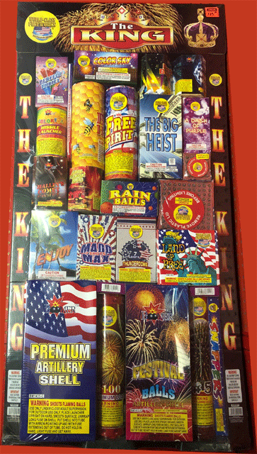 4th of July Special FIre works