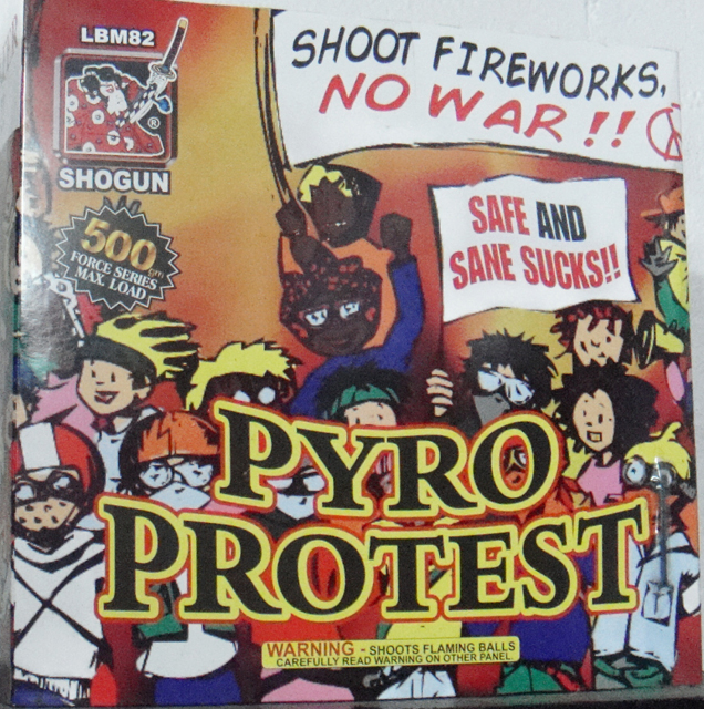 Pyro Protest